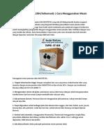 No-HP-0813-5743-1299-(Telkomsel) | Cara Menggunakan Mesin Penetas Itik