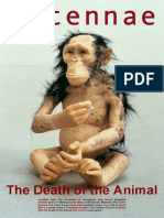 Antennae Issue 5 Death of Animal