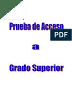 Temario de Ingles Prueba Acceso Grado Superior