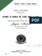 JOAQUIM MURTINHO - Dois Relatórios