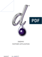 DBERRY Partner Form
