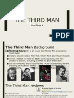 Case Study 4 - The Third Man