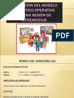 Diapositiva de La Cadena cia