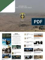 Anuario Operaciones Especiales 2014-2015