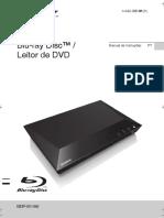Sony Bdp s1100