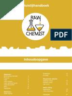 Branding Raw Chemist