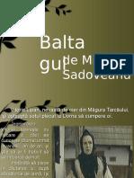 Baltagu