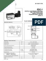 Amplifier Card EDC-1 Plug in Version