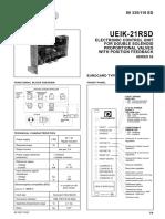 Amplifier Card Euro Card Format UEIK 21 RSD (1)