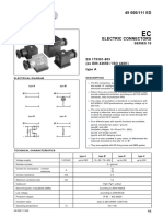 Electric Connectors EC