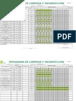 Programa Limpieza Actualizado (Zafra 2014-2015)