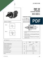 Pressure Control RM W