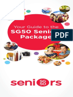SG50 Seniors Package Brochure