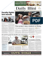 The Daily Illini - Wednesday, April 14, 2010
