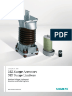 Catalogue Surge Arresters Limiters 3ee 3ef En