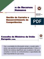 Modulo IV Carreiras e Competencias