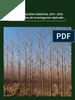 Investigación Forestal 2011 - 2015