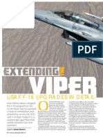 138318054 Hunter J May 2013 Extending the Viper USAF F 16 Upgrades in Detail Combat Aircraft Vol 14 No 5