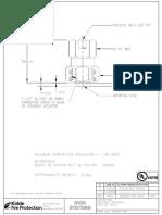 DS B6793-707-4 Brass Adaptor