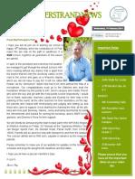 newsletter 20160212