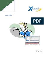 DPC-08S Xguard User Manual