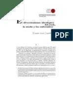 """Ernesto Juan Castellanos - El """"diversionismo ideológico"""" y el rock"""