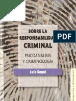 Sobre la responsabilidad criminal [Luis Seguí]