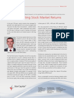 2014 02 CAPE Predicting Stock Market Returns