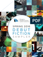 Spring 2016 Debut Fiction Sampler