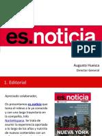 Nueva revista interne de Nortehispana