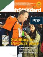 Jewish Standard, February 12, 2016