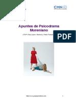 Introducción al psicodrama de Moreno