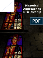 Historical Approach to Discipleship