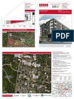 40 North Euclid marketing brochure featuring Shake Shack by Pace Properties