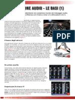 La Produzione Audio LE-BASI(1)