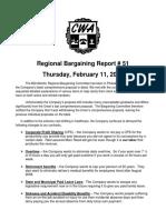 Mid Atlantic Regional Bargaining Report #51