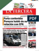Diario La Tercera 12.02.2016