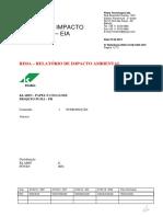 RIMA Relatorio Impacto Ambiental