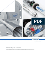 Krohne Marshall Product Overview