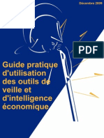 Guide Pratique Outils de Veille Et Intelligence Economique