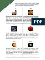 El Sistema Solar Es El Sistema Planetario en El Que Se Encuentra La Tierra