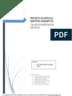 Determinación Del Módulo de Elasticidad en Viguetas de Concreto Pretensadas Mediante Ensayos No Destructivos