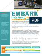 Embark Route 1 Fact Sheet