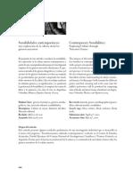 PAPALINI, Vanina. Sensibilidades Contemporáneas. Una Exploración de La Cultura Desde Los Géneros Narrativos