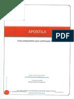 Apostila Curso Certificacao PMP Completo