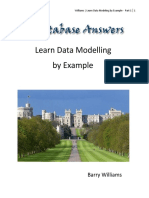 Learn Data Modelling by Example Pt 1 Beginner Level