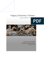 língua Literatura e Ensino_pesquisas Academicas No Dll Urca