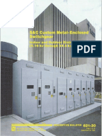 metal encloced switchgear