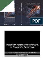 PAPEP. Programa Alternativo y Popular de Educación Preescolar.