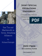 Sun Tzu and Machiavelli in Syria- Attacking Alliances_2015